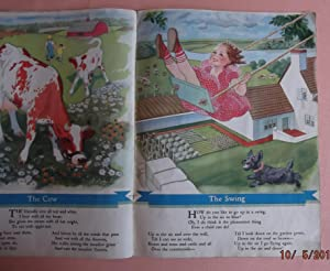 Child's Garden of Verses: Stevenson, Robert L., Illustrated by George Trimmer