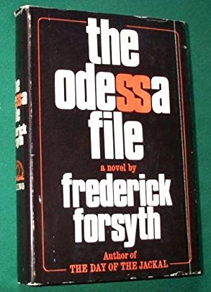 Odessa file, The,: Forsyth, Frederick