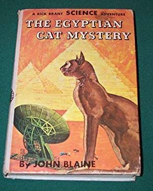 Rick Brant - 16 The Egyptian Cat Mystery: Blaine, John