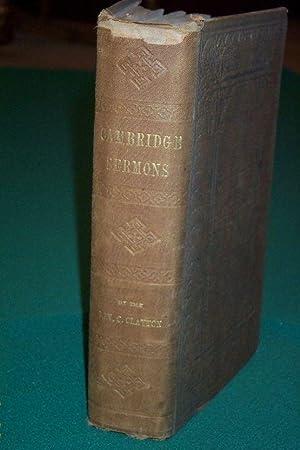 Cambridge Sermons: Clayton, Rev. Canon