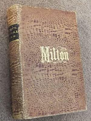Poetical Works of John Milton, a new Edition with Notesby Rev. John Mitford, Vol. 1: Milton, John