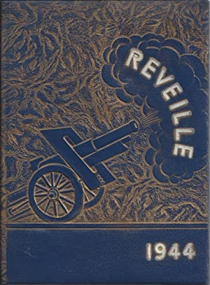 Reveille, 1944, Marmion Military Academy Yearbook, Aurora,: N/A