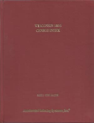 Wisconsin 1836 Census Index: Jackson, Ronald Vern
