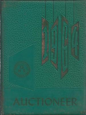 Auctioneer 1964, Greenville High School Yearbook, Greenville,: N/A