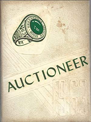 Auctioneer 1963, Greenville High School Yearbook, Greenville, TN: N/A