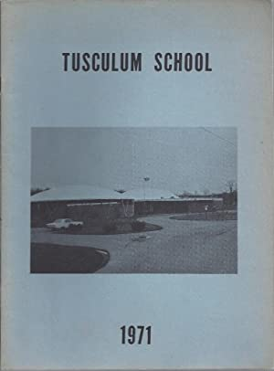 1971 Tusculum Elementary School Yearbook, Annual, Greenville,: N/A