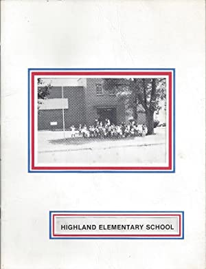 1984-1985 Highland Elementary School Yearbook, Annual, Greenville,: N/A