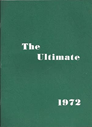 The 1972 Ultimate, Greenville Junior High School: N/A
