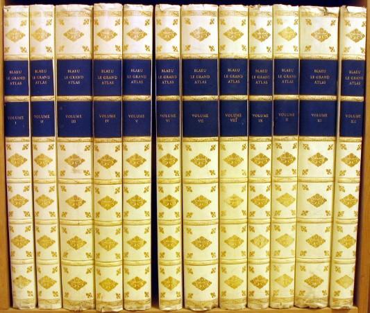 Le grand atlas ou cosmographie Blauiana. Faksimile: Faksimiles - Blaeu,