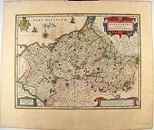 "Meklenburg Ducatus"".: Mecklenburg -"