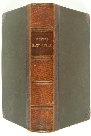 Meyers Kleiner Hand-Atlas. Mit Benutzung des Kartenmaterials: Atlanten -