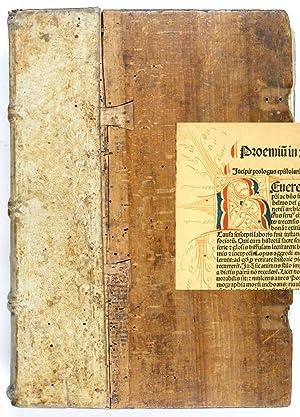 Historia Scholastica. Magistri Petri comestoris sa=cre scripture: Petrus ,