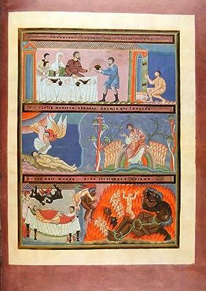Das Goldene Evangelienbuch von Echternach (Codex Aureus: Faksimiles -