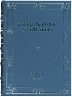 Gulbenkian-Stundenbuch des Meisters aus Poitiers, ca. 1460-65.: Museu Fundção Calouste Gulbenkian, ...
