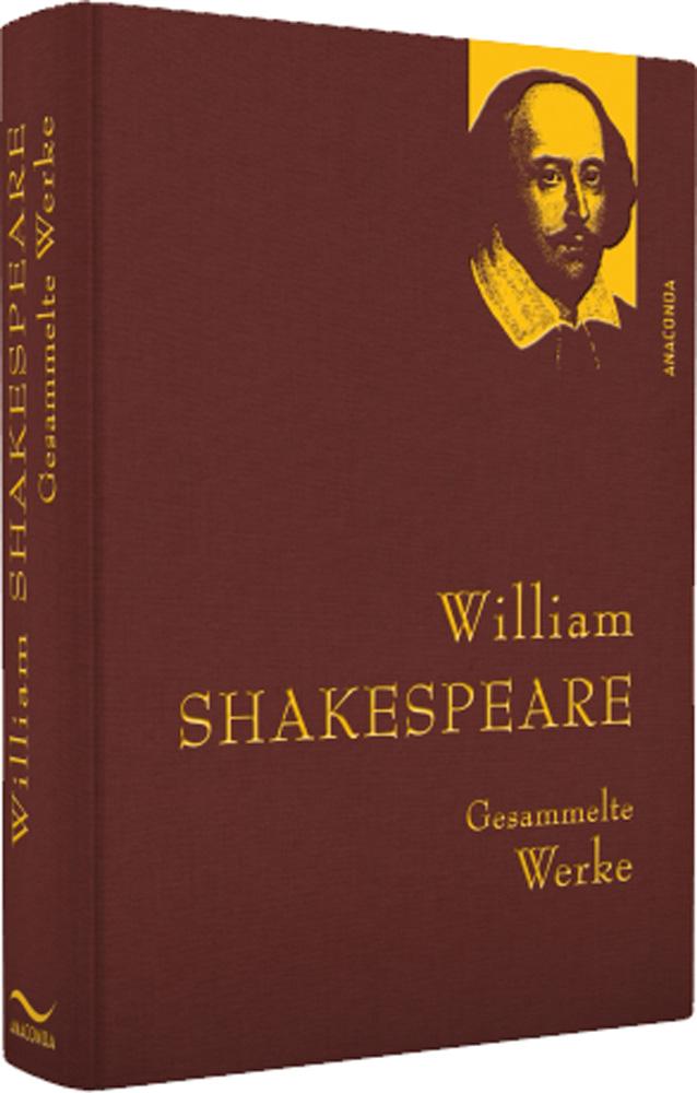 William Shakespeare. Gesammelte Werke.: Übersetzt von Wolf