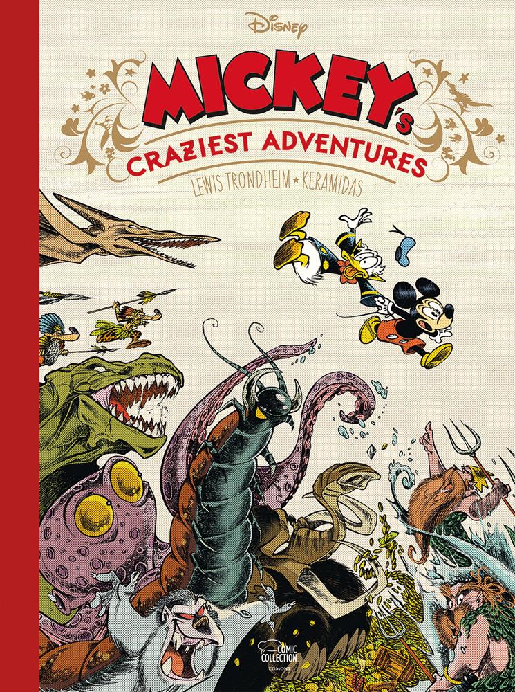 Mickey's Craziest Adventures. Limitierte Ausgabe.: Von Walt Disney