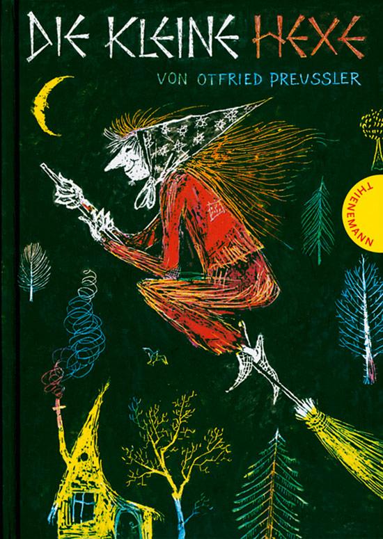 Die kleine Hexe.: Von Otfried Preussler.