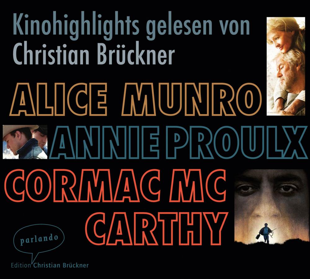 Kino Highlights. 10 CDs. - Edition Parlando. Lesung mit Christian Brückner. Berlin 2011.