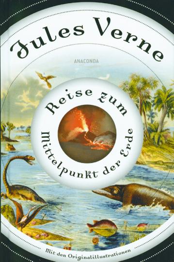 Reise zum Mittelpunkt der Erde: Jules Verne: