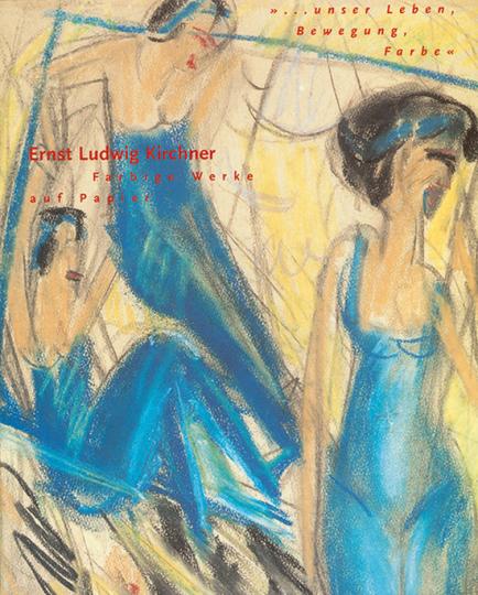 Ernst Ludwig Kirchner. Farbige Werke auf Papier.