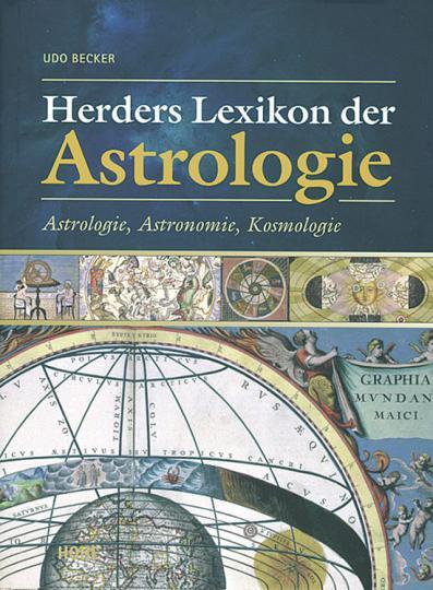 Herders Lexikon der Astrologie.: Von Udo Becker.