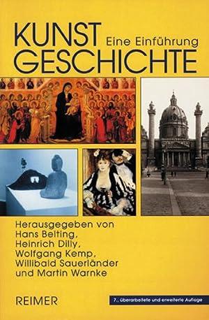 Kunstgeschichte - Eine Einführung.: Hg. Martin Warnke.