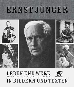 Ernst Jünger. Leben und Werk in Bildern und Texten.: Hg. Heimo Schwilk. Stuttgart 2010.
