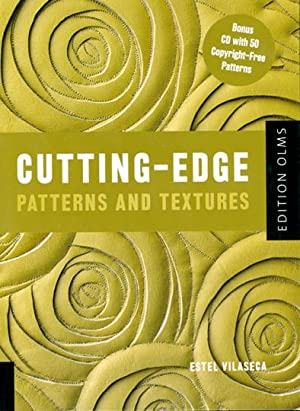 Cutting-Edge. Patterns and Textures. Buch + CD-ROM.: Text von Christian Campos. Zürich 2008.