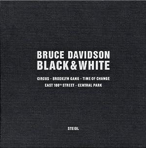 Bruce Davidson. Black & White.: Göttingen 2012.