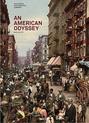 Eine amerikanische Odysse. An American Odysse.: Von Marc Walter,