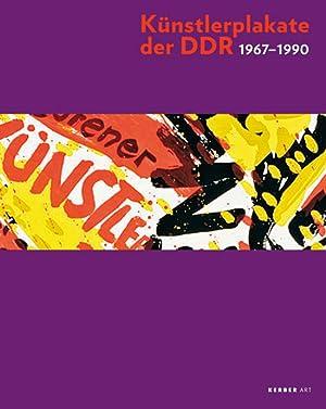 Künstlerplakate der DDR 1967-1990.: Hg. Ingrid Mössinger u.a. Katalog, Chemnitz 2009.