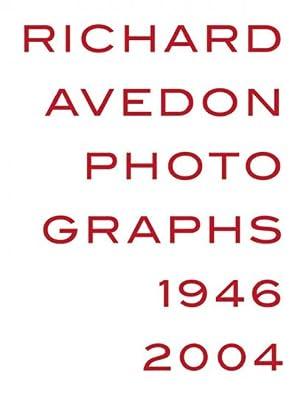 Richard Avedon. Photographs 1946-2004.: Hg. Michael Juul Holm. überarb. Neuauflage 2014.