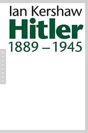 Hitler 1889-1945.: Von Ian Kershaw. München 2009.