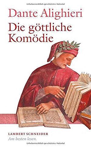 Dante Alighieri. Die göttliche Komödie.: Mit Erläut. v. Ferdinand Barth, Übers. Walter ...