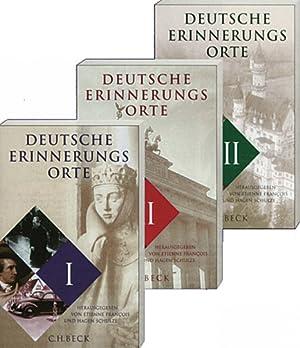 Deutsche Erinnerungsorte 3 Bände. Sonderausgabe.: Hg. Etienne François u.a. München 2009.
