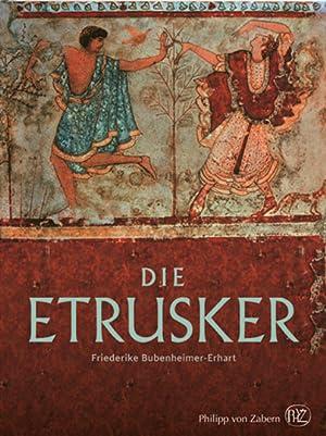 Die Etrusker.: Von Friederike Bubenheimer-Erhart. Darmstadt 2014.
