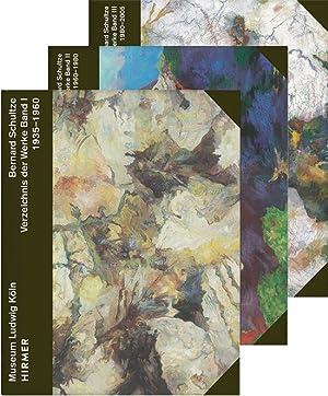 Bernard Schultze. Werkverzeichnis der Gemälde und Objekte.: Hg. Stephan Diederich, Barbara ...