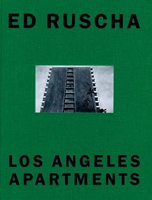 Ed Ruscha. Los Angeles Apartments.: Katalogbuch, Kunstmuseum Basel 2013.