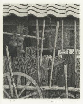 Tanaka Ryohei: Farming tools«