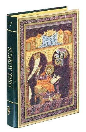 Liber Aureus. Mit einem originalen Faksimile-Blatt.: Glanzlichter der Buchkunst Band 17. Graz 2008.