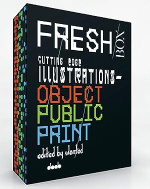 Fresh Box. Cutting Edge Illustrations.: Hg. Slanted. Köln 2011.