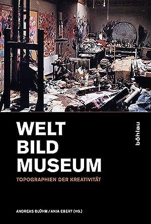 Welt, Bild, Museum. Topographien der Kreativität.: Hg. Andreas Blühm u.a. Köln 2011.