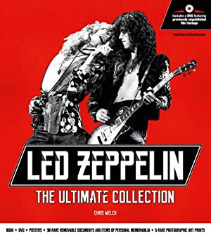 Led Zeppelin. The Ultimate Collection. Originalausgabe.: Von Chris Welch. Hildesheim 2015.