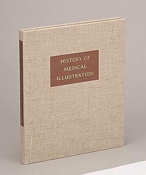 Die Geschichte der medizinischen Illustration. History of: Von Robert Herrlinger.