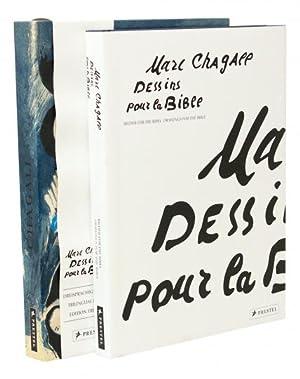 Marc Chagall. Bilder für die Bibel. Dessins: Von Gaston Bachelard