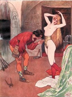 Märchenbuch für Erwachsene. Erotische Märchen.: Reprint der seltenen