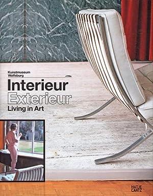 Interieur Exterieur. Living in Art.: Hg. Markus Brüderlin.