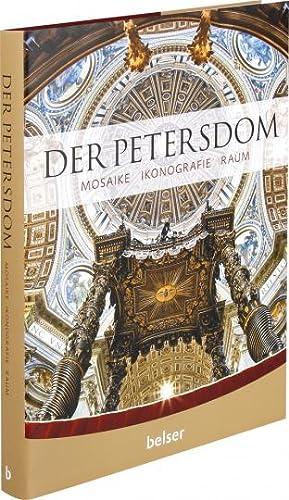 Der Petersdom. Mosaike. Ikonografie. Raum.: Hg. Fabbrica di San Pietro. Stuttgart 2011.