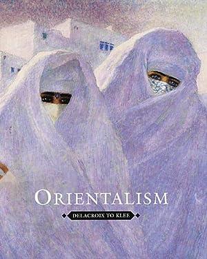 Orientalism. Delacroix to Klee.: Hg. von Roger Benjamin. Katalog, 1997.