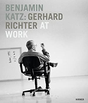 Benjamin Katz. Gerhard Richter at Work.: Katalogbuch, Centre Pompidou Paris 2012.